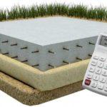 Как рассчитать бетон