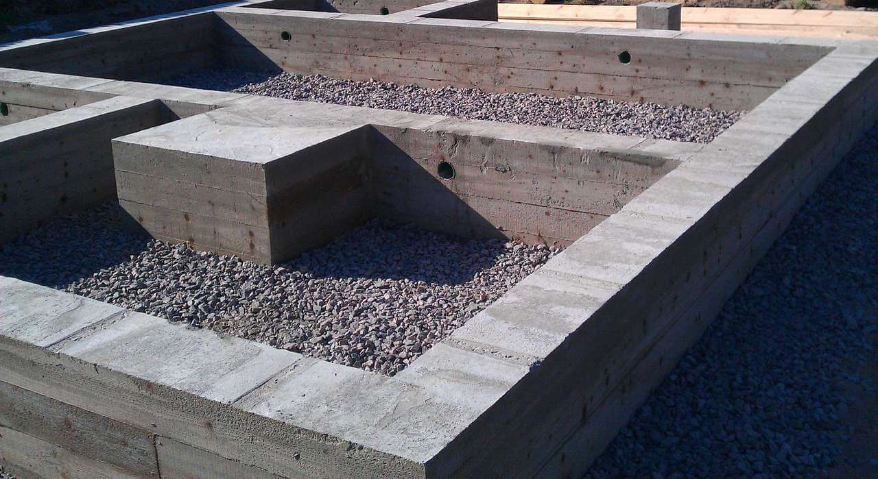 Какой бетон нужен для дома