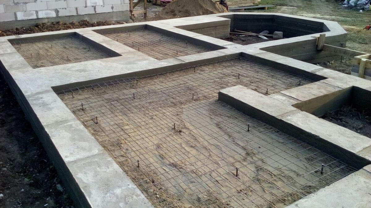 Расчет бетона перед заливкой